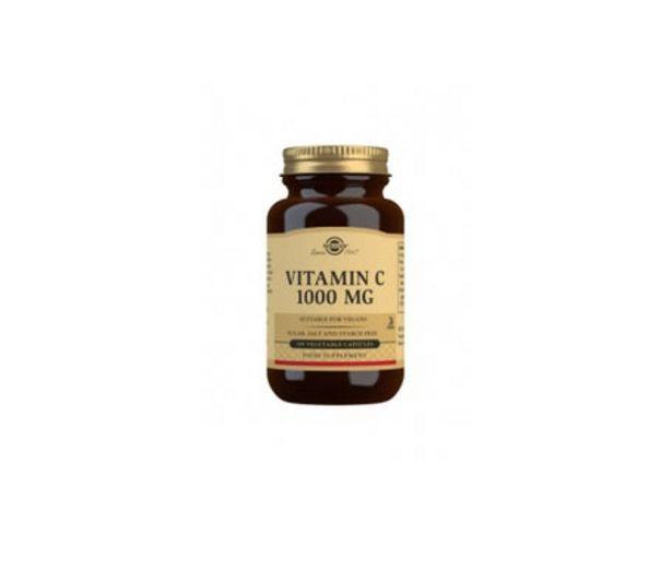 Oferta de Solgar Vitamina C 100cáps por 17,46€