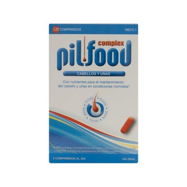Oferta de Pilfood Complex Energy Hair 120comp por 33,39€