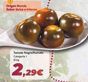 Oferta de Tomate Negro/Kumato por 2,29€
