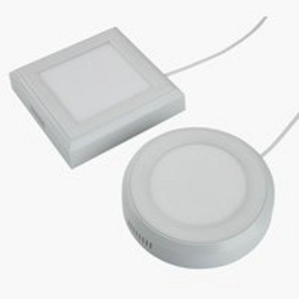 Oferta de Lámpara PERSON con LED blanco var. por 2,5€