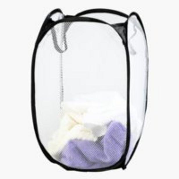 Oferta de Cesta para ropa HARALD A36xL36xA59 cm por 3€