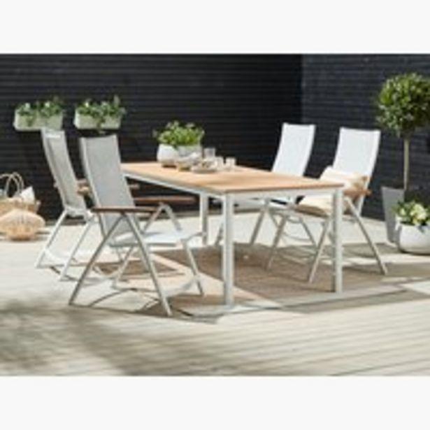Oferta de RAMTEN L206 madera+4 SLITE blanco por 615€