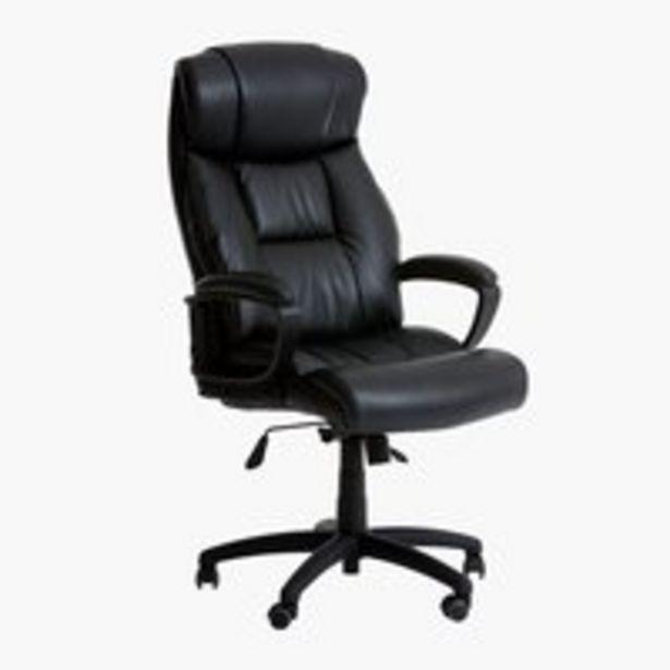 Oferta de Silla de oficina TJELE negro por 229€