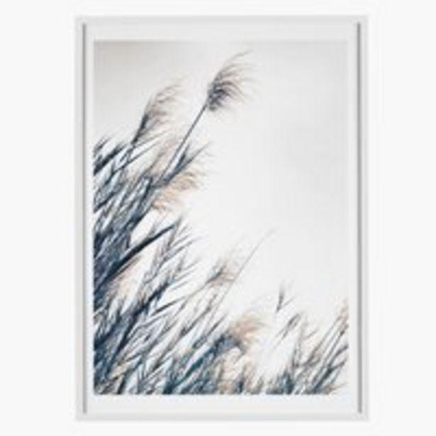 Oferta de Marco fotos VALTER 50x70cm blanco por 6€