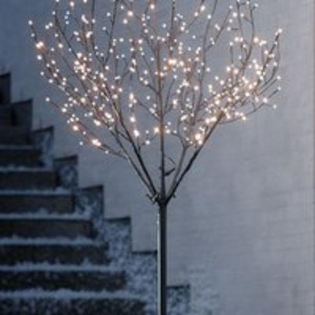 Oferta de Árbol luminoso YGGDRASIL A200cm 400 LEDs por 79,99€
