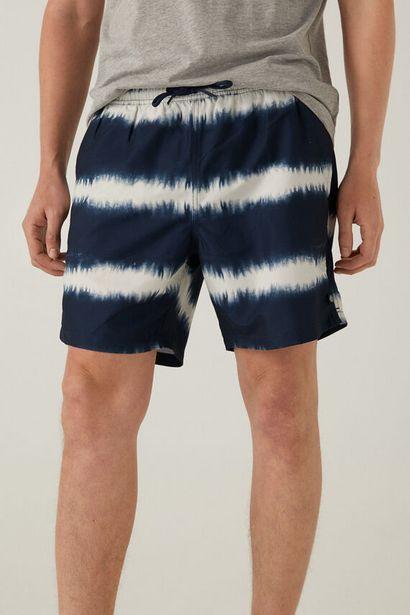 Oferta de Bañador estampado tie dye por 12,99€