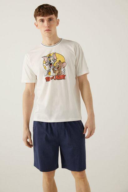 Oferta de Pimama corto punto Tom y Jerry por 9,99€