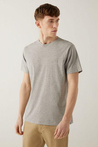 Oferta de Camiseta básica logo por 5,99€