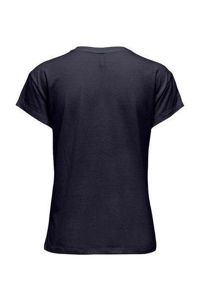 Oferta de Camiseta detalle escote por 10,99€