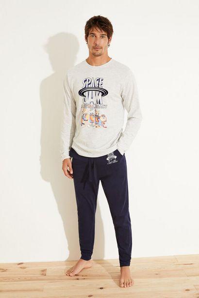 Oferta de Pijama largo Space Jam algodón por 23,99€