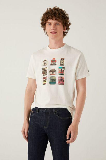 Oferta de Camiseta polaroid por 14,99€