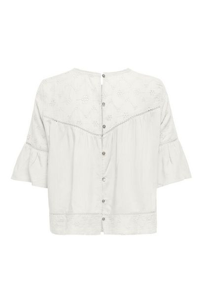 Oferta de Blusa de estilo romantico por 14,99€