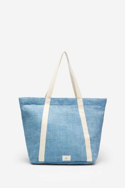 Oferta de Bolso Shopper Springfield by Hemper por 17,99€