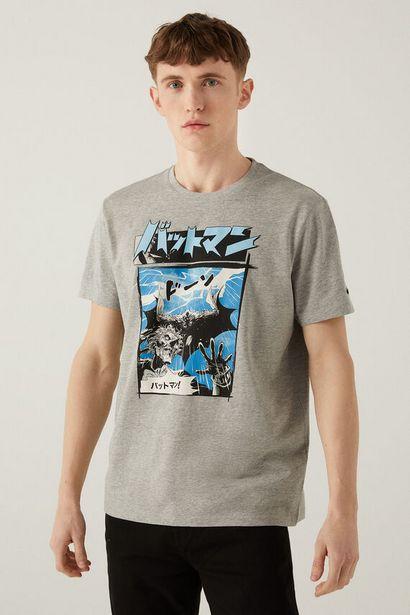 Oferta de Camiseta Batman por 9,99€