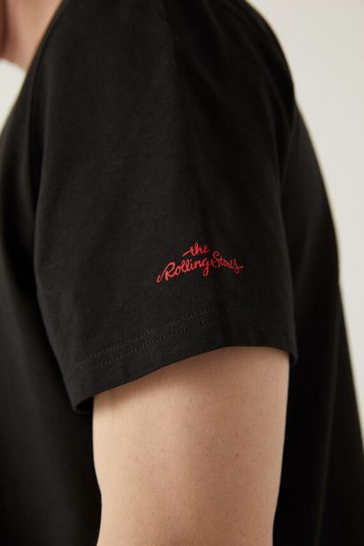 Oferta de Camiseta Rolling Stones por 14,99€