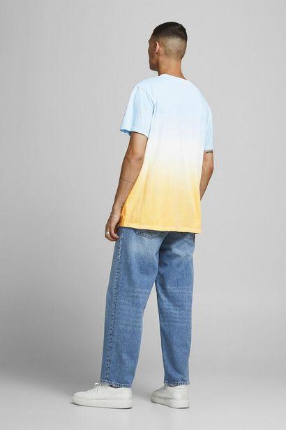 Oferta de Camiseta tie dye por 8,99€
