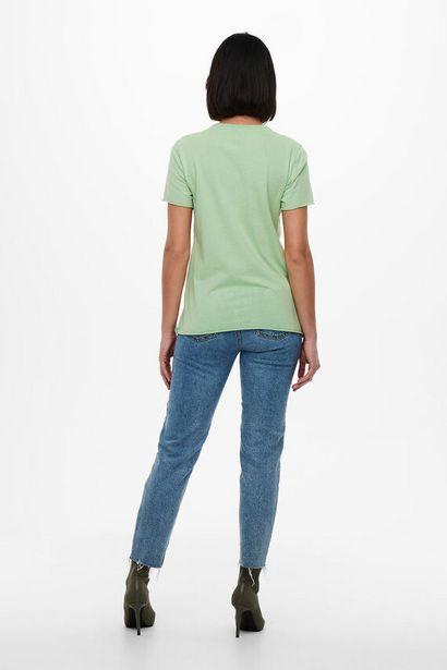 Oferta de Camiseta manga corta estampado por 11,89€
