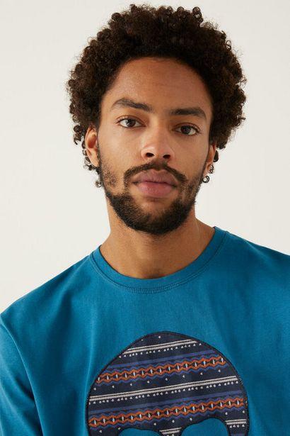 Oferta de Camiseta calavera por 7,99€