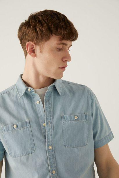 Oferta de Camisa denim por 9,99€
