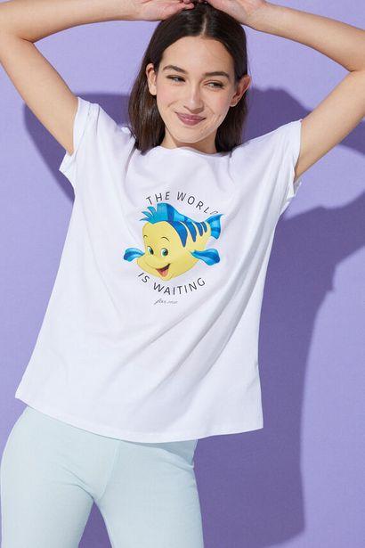 Oferta de Camiseta Pez Flounder por 3,99€