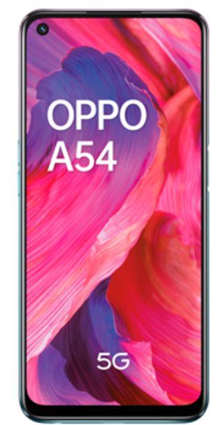 Oferta de Oppo A54 5G Azul por 185€