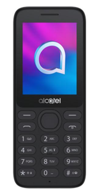 Oferta de Alcatel 3080 Negro por 33€