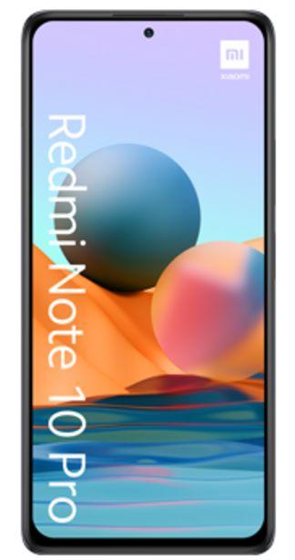 Oferta de Xiaomi Redmi Note 10 Pro Gris por 229€