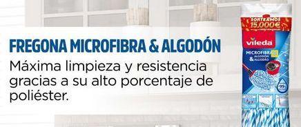 Oferta de Fregona de microfibra & Algodón  por