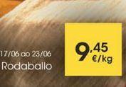 Oferta de Rodaballo por 9,45€