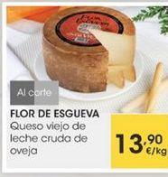 Oferta de Queso viejo de leche cruda de oveja por 13,9€