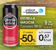 Oferta de Cervexa, 50cl por 1,14€