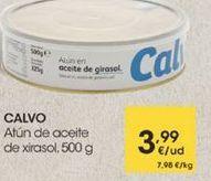 Oferta de Atún en aceite de xirasol, 500g por 3,99€