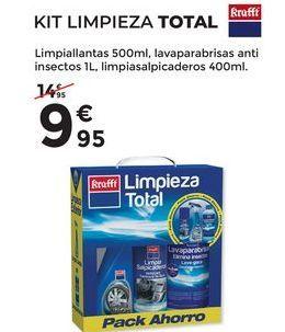 Oferta de Kit de limpieza krafft por 9,95€