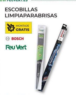 Oferta de Escobillas de coche Bosch/ Feuvert por