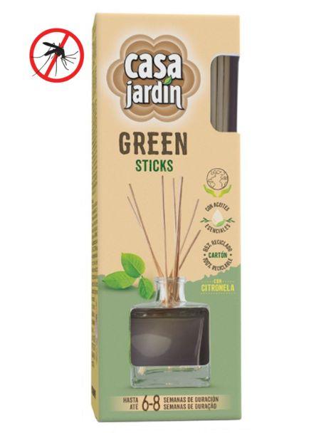 Oferta de Casa Jardin Green - Casa Jardín Green Sticks. AHORRO:  por 1€