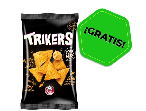 Oferta de Trikers - Trikers 180gr.. AHORRO:  por 1,65€