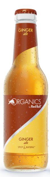 Oferta de Red Bull - (Botella de cristal) - Red Bull Organics -  Ginger Ale. AHORRO:  por 0,4€