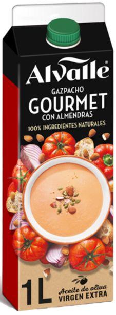 Oferta de Alvalle - Gazpacho Gourmet 1L. AHORRO:  por 1€