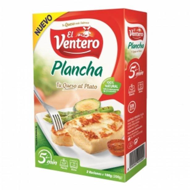 Oferta de El ventero - Plancha. AHORRO:  por 0,5€