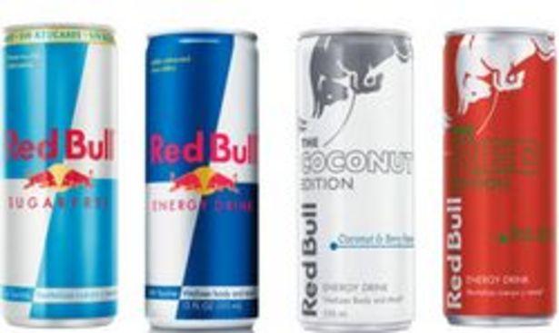 Oferta de Red Bull - Red Bull Todos los Sabores 25cl. AHORRO:  por 0,5€