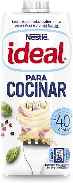 Oferta de Nestlé - Nestlé Ideal. AHORRO:  por 0,5€