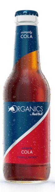 Oferta de Red Bull - (Botella de cristal) - Red Bull Organics -  Simply Cola. AHORRO:  por 0,4€