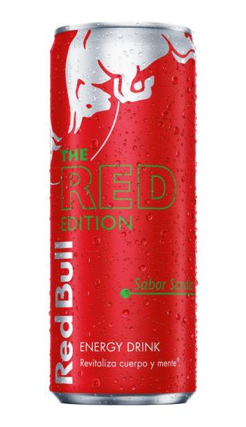 Oferta de Red Bull - Red Bull Sandía. AHORRO:  por 0,3€
