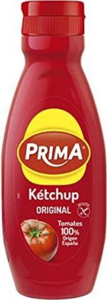 Oferta de Prima - Ketchup Prima ¡Unidades Limitadas!. AHORRO:  por 0,15€