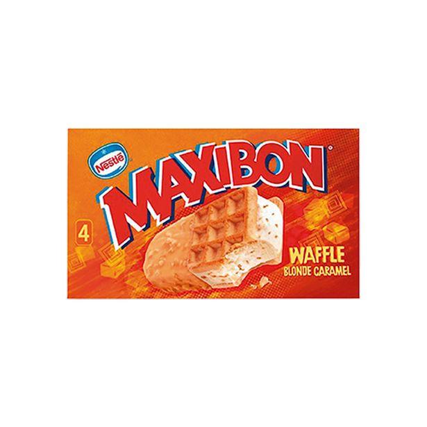 Oferta de Nestlé - Maxibon Waffle. AHORRO:  por 0,5€