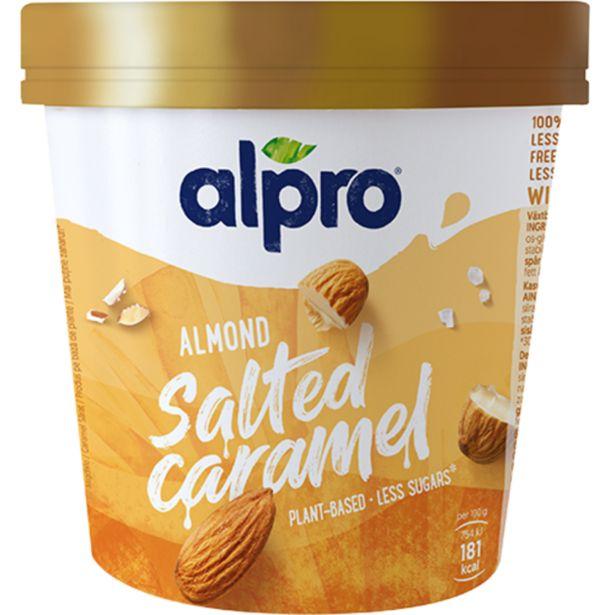 Oferta de Alpro - Helado Alpro vegetal almendra caramelizada. AHORRO:  por 1€