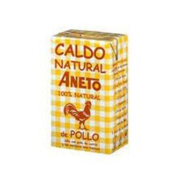 Oferta de Aneto - Caldo Natural de Pollo Aneto ¡Unidades Limitadas!. AHORRO:  por 0,15€