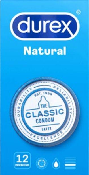 Oferta de Durex - Preservativos Durex. AHORRO:  por 0,3€
