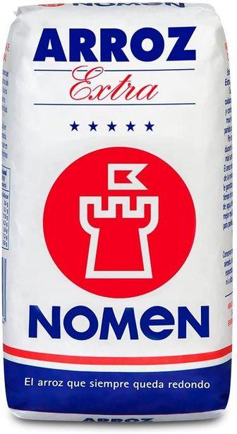 Oferta de Nomen - Arroz Nomen. AHORRO:  por 0,1€