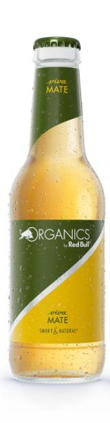 Oferta de Red Bull - (Botella de cristal) - Red Bull Organics -  Viva Mate. AHORRO:  por 0,4€